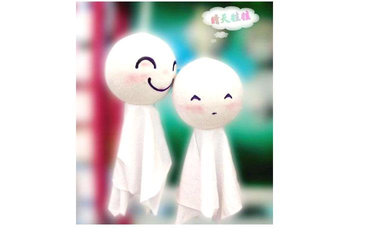 【misso】疗伤系太阳能晴天娃娃(蓝色)
