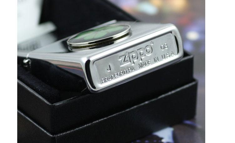zippo打火机--恋爱四叶草24667