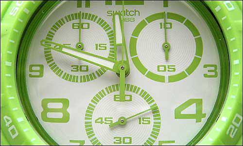 爱普生投影仪囹`��ヒ�_swatch斯沃琪手表--绿野仙踪 green mast