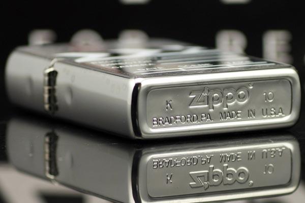 zippo打火机--拉丝电影道具