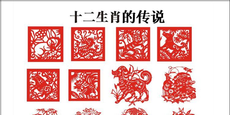 【君大福】新款磨砂925纯银可爱生肖卡通吊坠-十二生肖可选 附质检