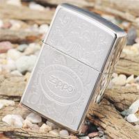 Zippo打火机--冠冕经典Zippo商标火焰