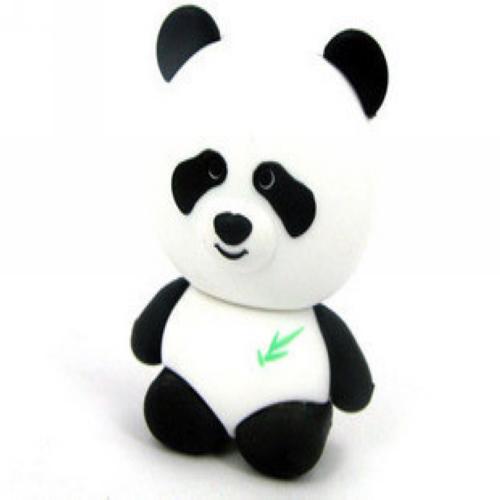 可爱的熊猫纹身图画分享展示