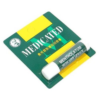 Mentholatum曼秀雷敦薄荷润唇膏 3.5G