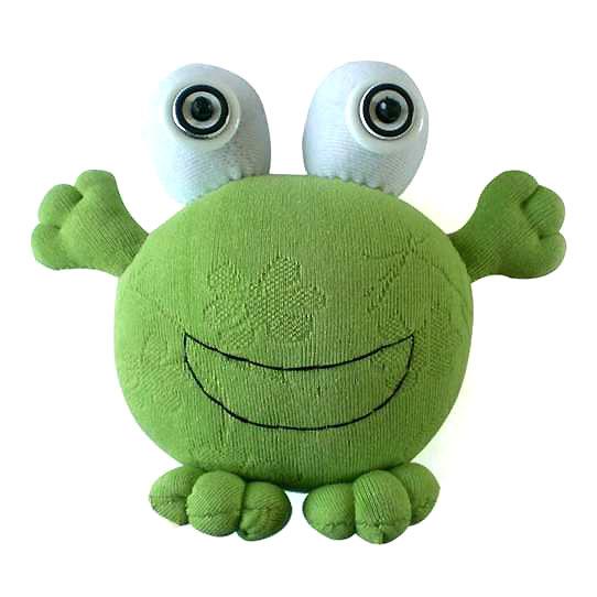 袜子娃娃青蛙王子