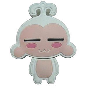 【瑞鹊】可爱白白小猴卡通4g
