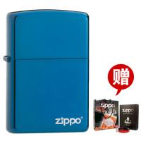 Zippo打火机--蓝冰商标