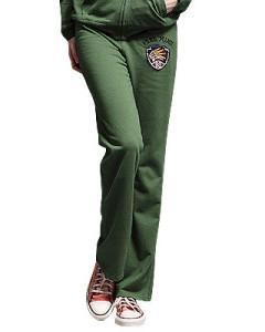 【FEEL MIND】FM女装印第安贴布图案6色时尚卫衣裤(绿色)