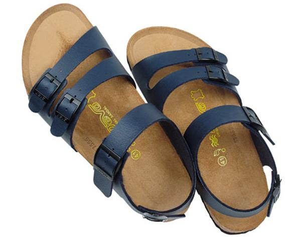 凉鞋拖鞋(黑)【图片