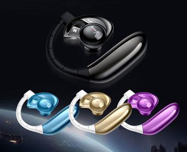 [Aminy]护耳宝运动蓝牙耳机-来电话报姓名