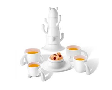 【丹麦进口】创意茶杯套装