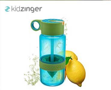 Kid Zinger风靡美国柠檬杯