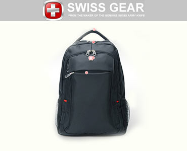 瑞士军刀电脑双肩包