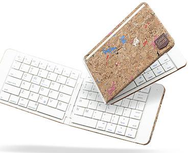 折叠式无线蓝牙键盘