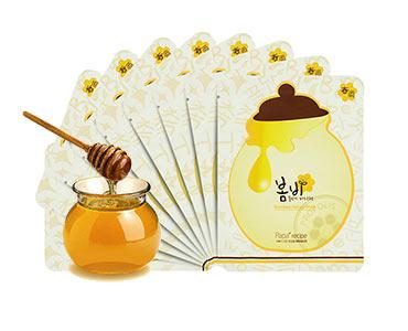 韩国春雨蜂蜜面膜