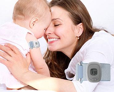 宝宝智能体温计